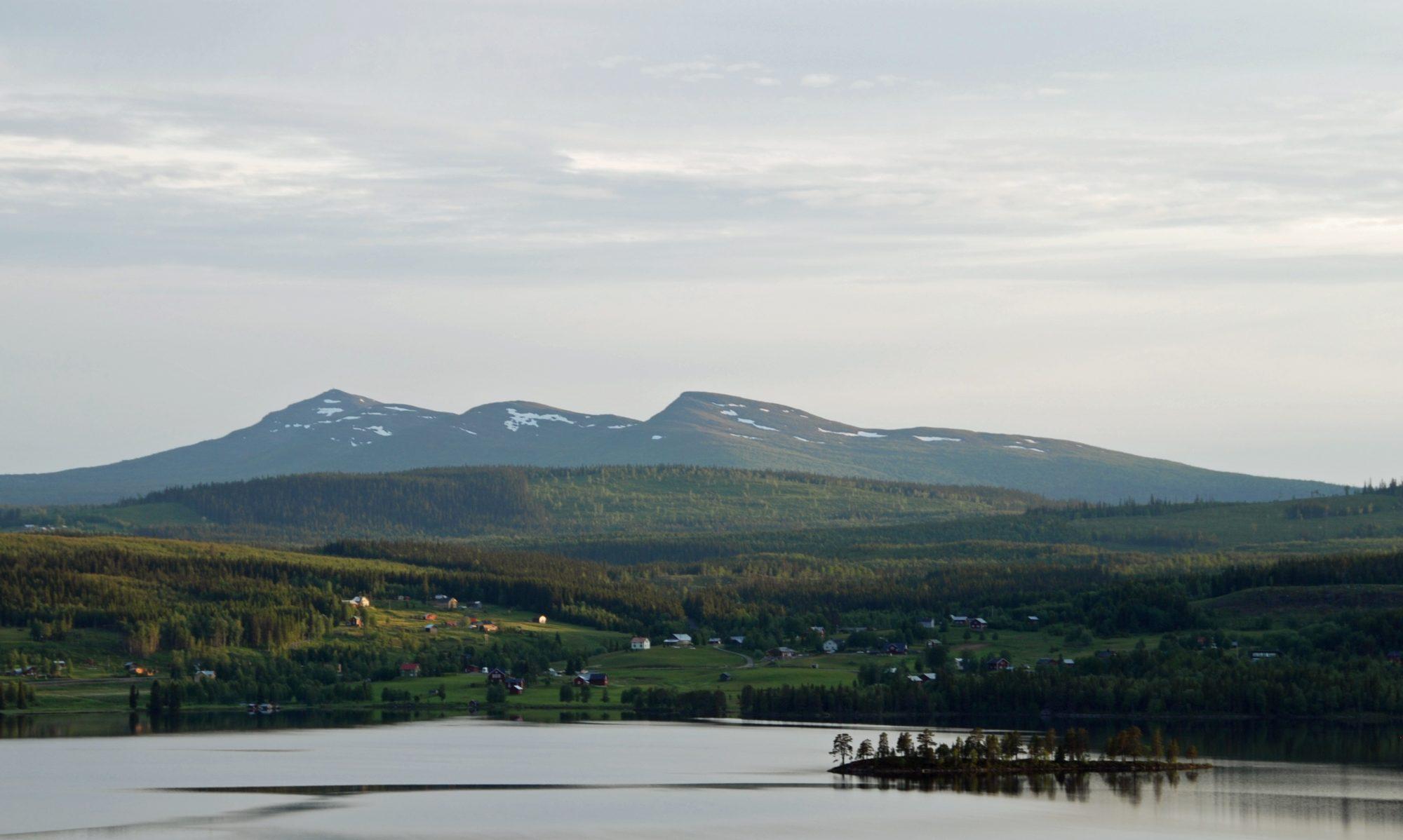 Välkommen till Häggsjövik